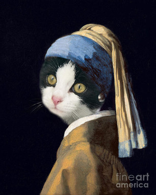 cat-with-a-pearl-earring-delphimages-pho