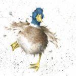 A Waddle & Quack Card