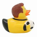 lilalu black football duck.jpg