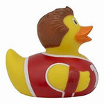 lilalu red football duck.jpg