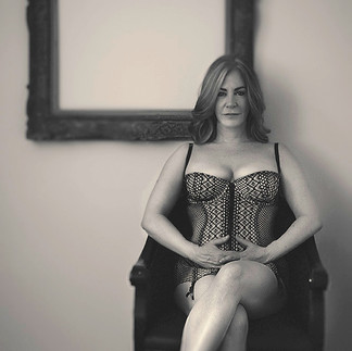 Bruce Caines Photography boudoir portrait New York
