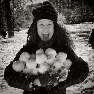 Maya - Snowballs