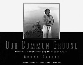 Our Common Ground by Bruce Caines bookcover