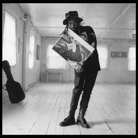 Vernon Reid, Musician-Photographer - Lower East Side, New York