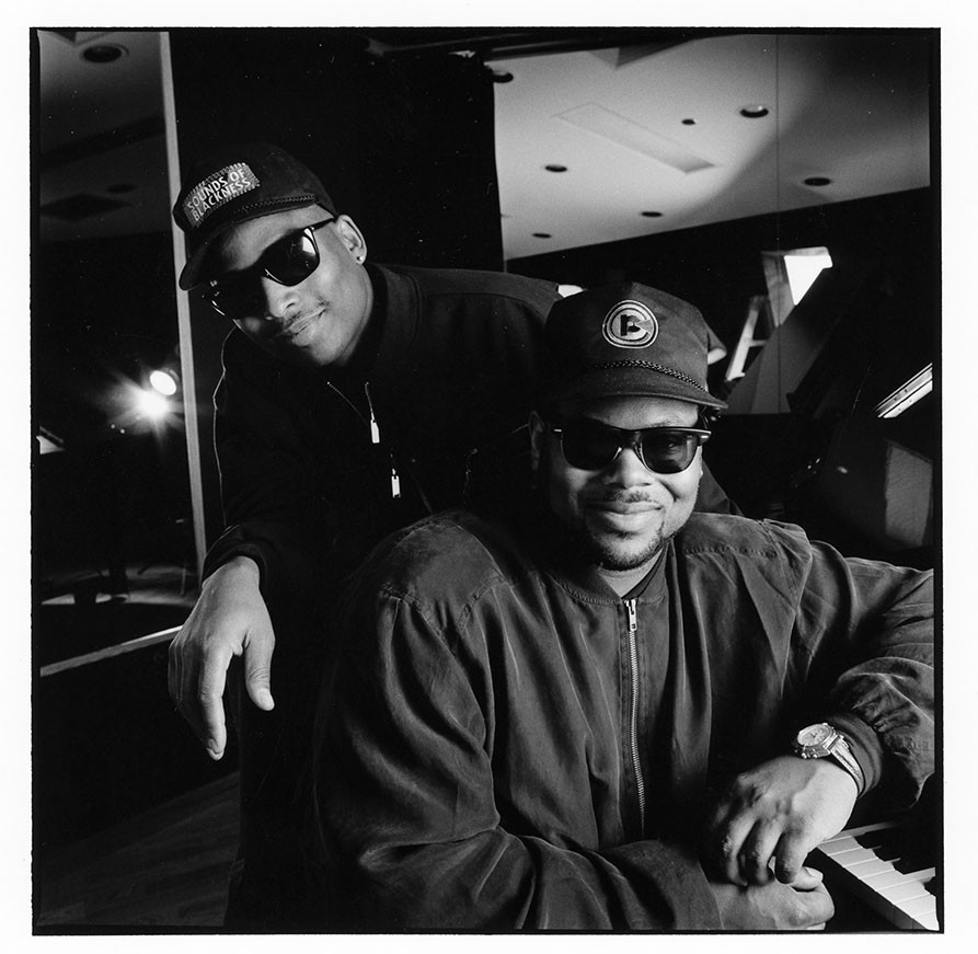 Terry Lewis and Jimmy Jam Harris - Producers, Composers, Musicians - Minneaplois, Minnesota