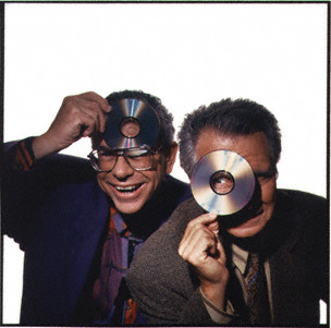 Larry Rosen and Dave Grusin - founders of GRP Records