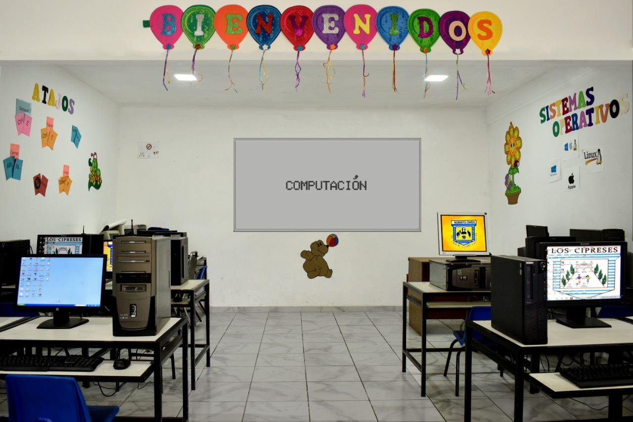 Salón Computación