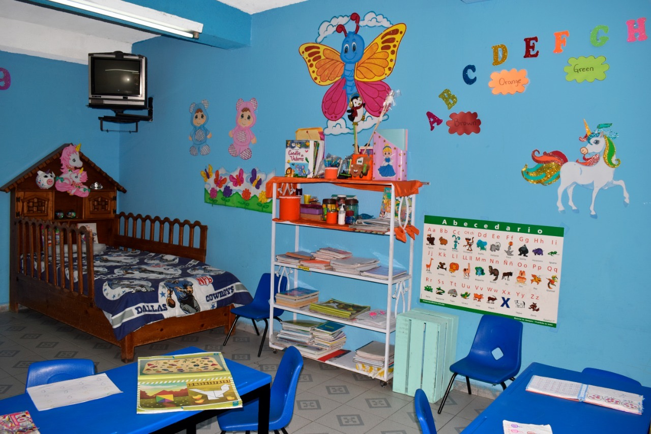 Salón Maternal