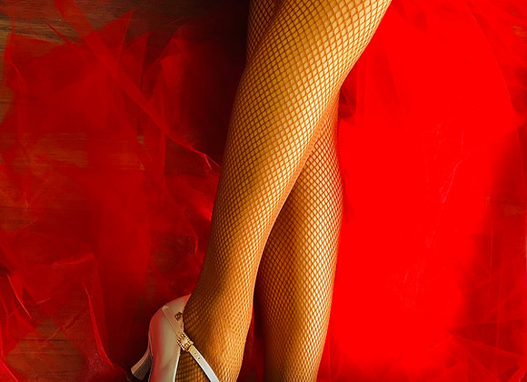 Professional Fishnet Tights Soft