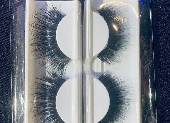 Stage Eyelashes - 2 Pairs