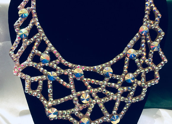 Necklace(Crystal AB) 303