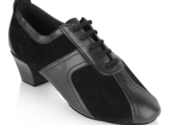 Ray Rose 410 Breeze (Black Leather/Suede Unisex)