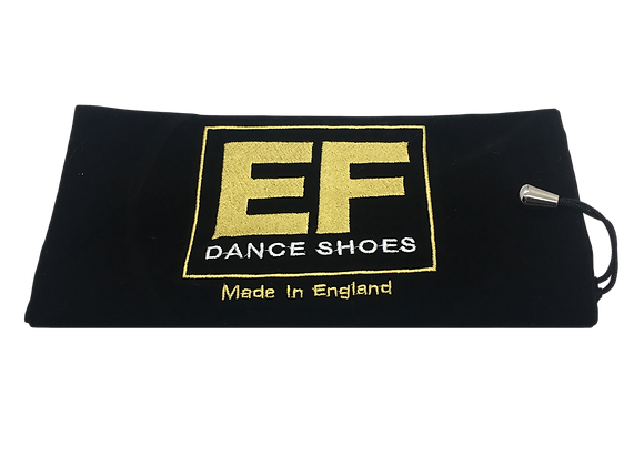 EF Shoe Bags (New Black Velvet)