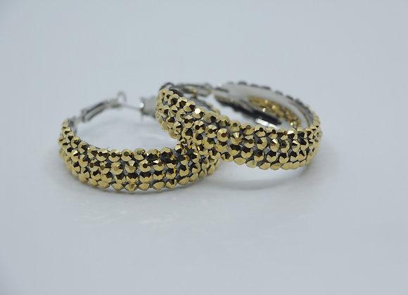 Earrings - Gold Aurum