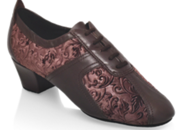Ray Rose 410 Breeze (Brown Leather/Pressed Velvet)