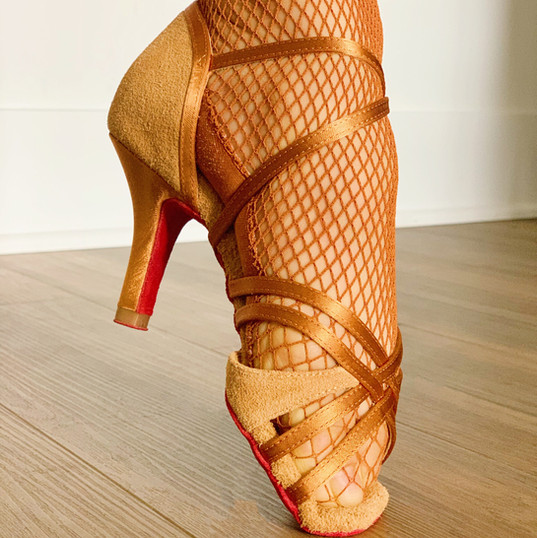 206 Model - Red Sole
