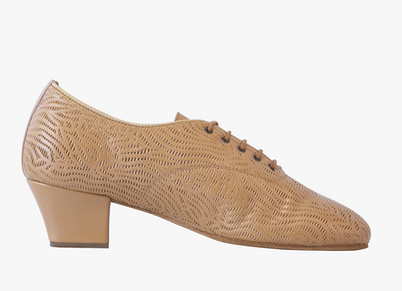 Dance Naturals - Galea (Nude Leather/ Ladies Practice Shoes)