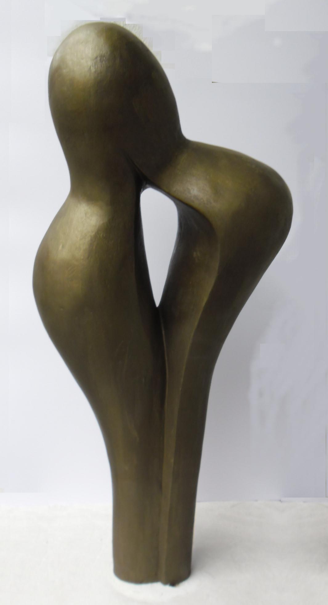 Emotion I  50x27x72cm Bronze