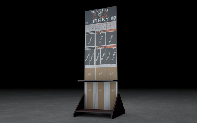 Custom Display, Fast Turnaround