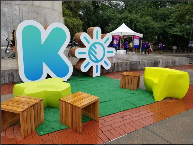 Kickstarter Fest: Dimensional Cardboard Displays