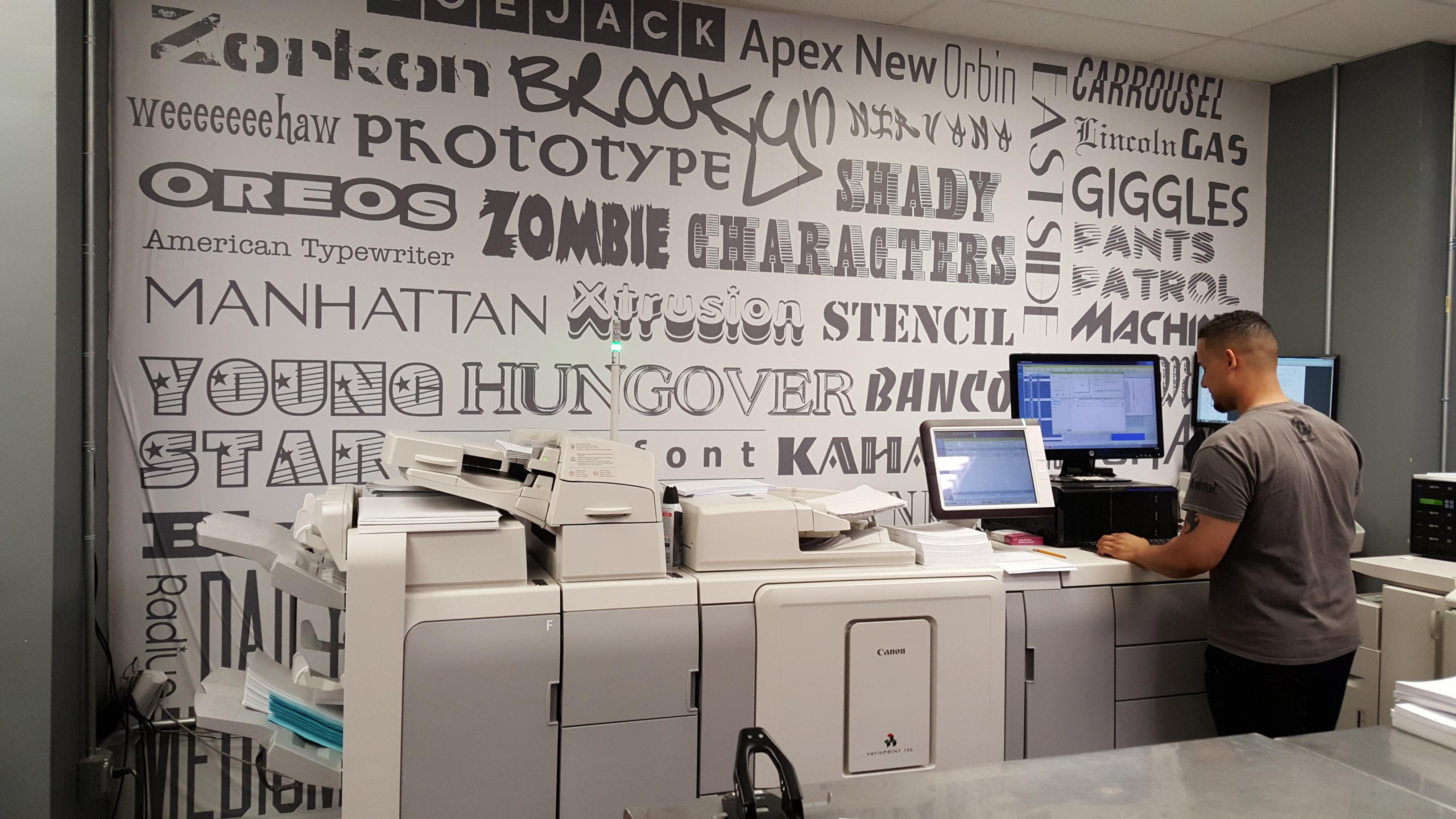 Copy & Print Services