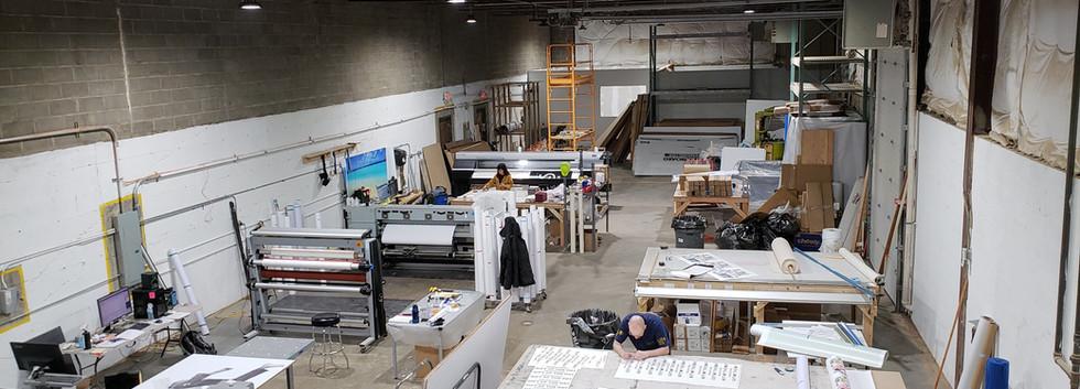 Print Department