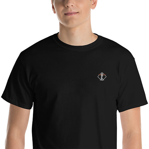 Loxicom Embroider Short Sleeve T-Shirt