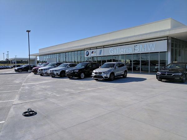 Audio/Video Galleria BMW Diberville MS.