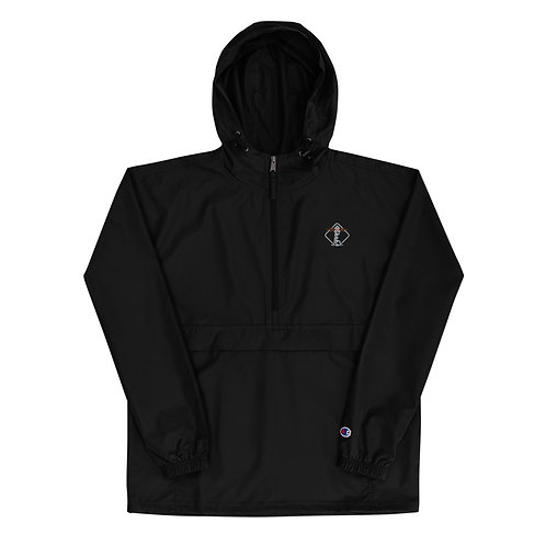 Loxicom Embroidered Champion Packable Jacket