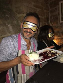 Extrèmerience Blind Food