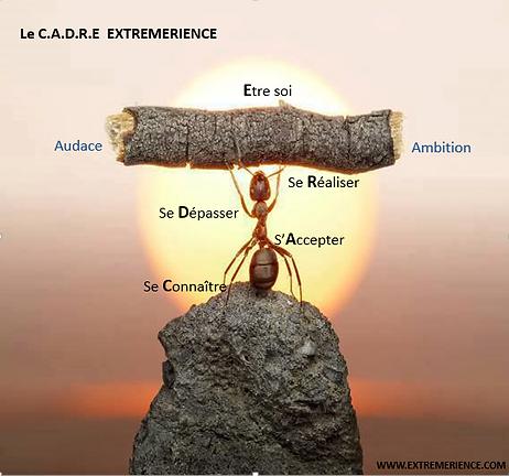 Le C.A.D.R.E Extrèmerience
