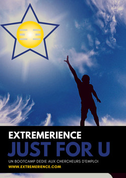 Affiche Just For U EXTREMERIENCE