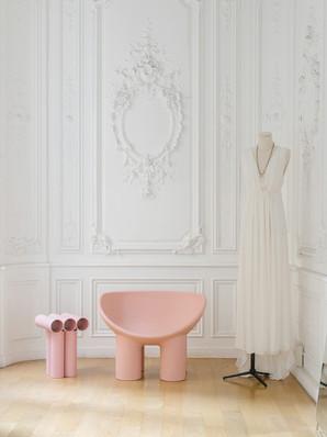 Showroom de Blanc Crème