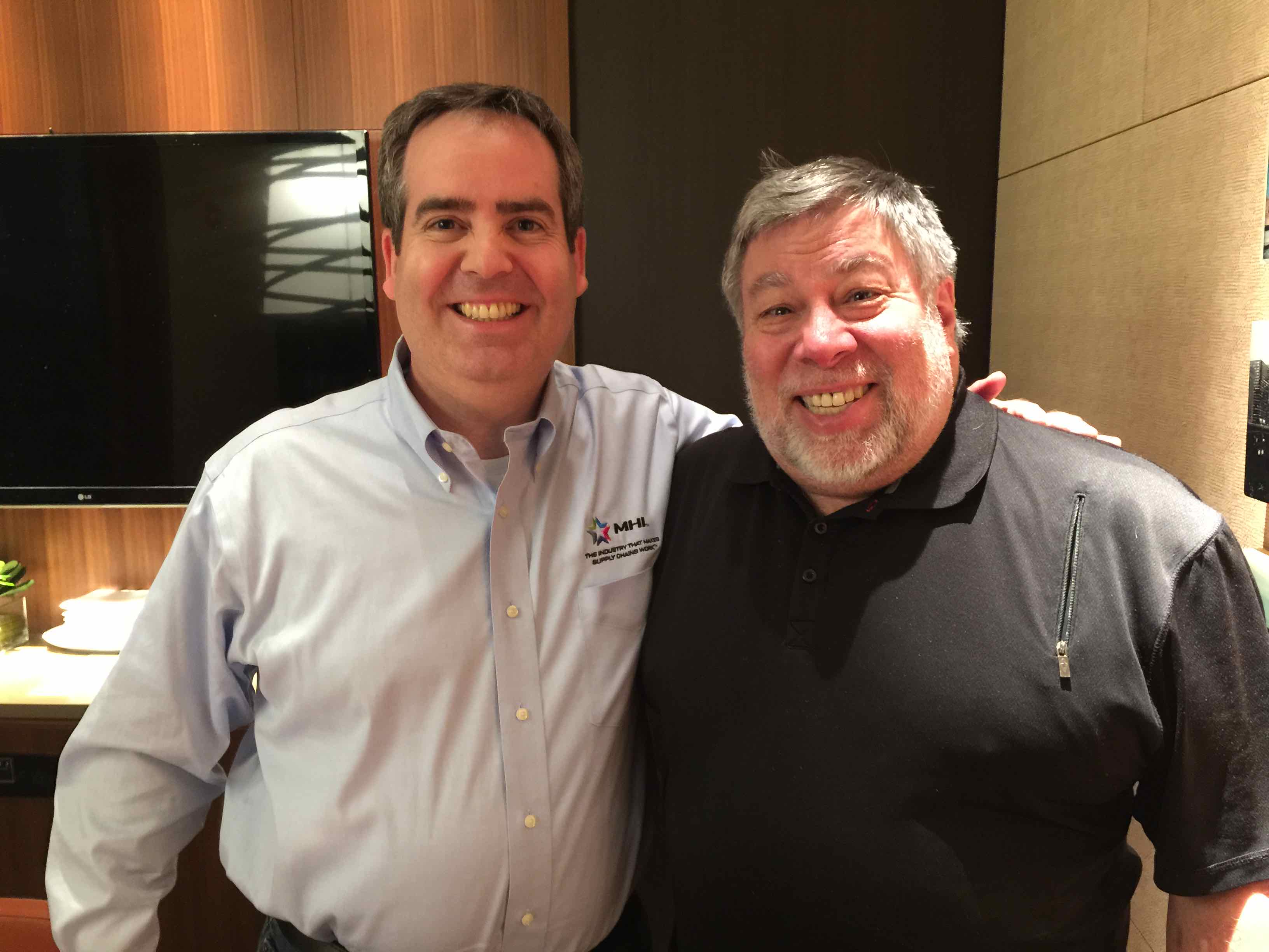 "Mr. Supply Chain with Steve Wozniak ""The Woz"""