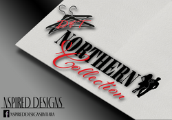 Northern Collection Logo Mockup