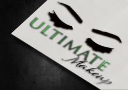Logo Mockup ultimate makeup
