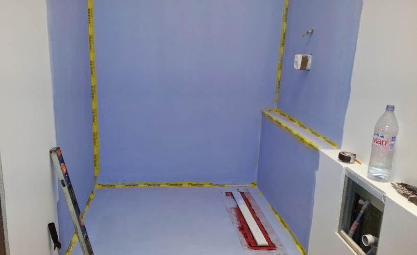 Rénovation d'une salle de bain - L