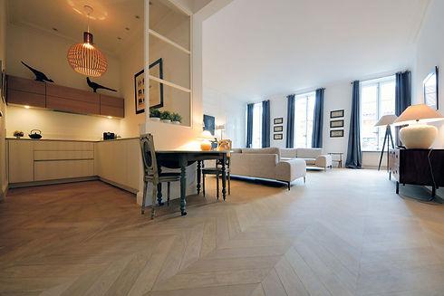 Appartement rénover sur Lyon