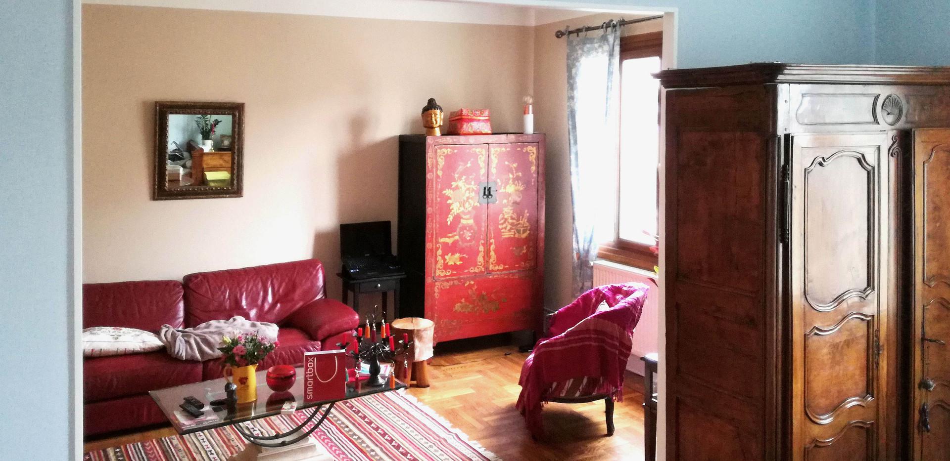 Rénovation d'un appartement - Villeurbanne