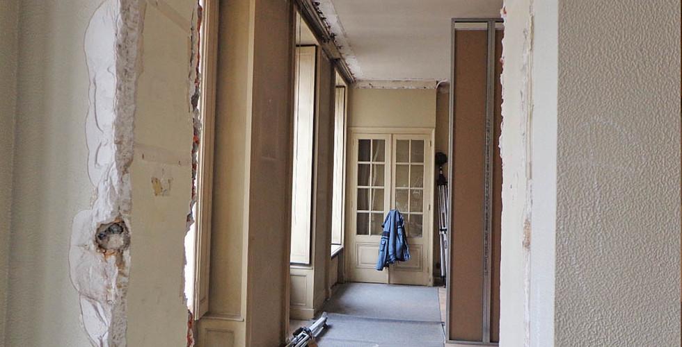 Rénovation d'un appartement - Lyon