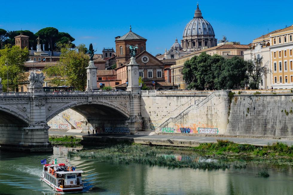 Resplendent Rome
