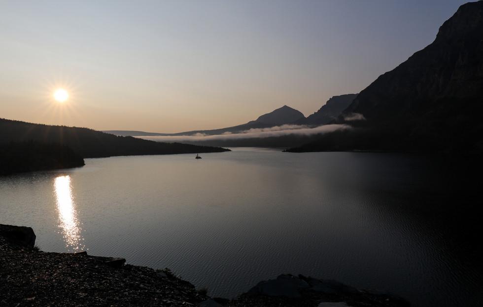 Saint Mary's Lake