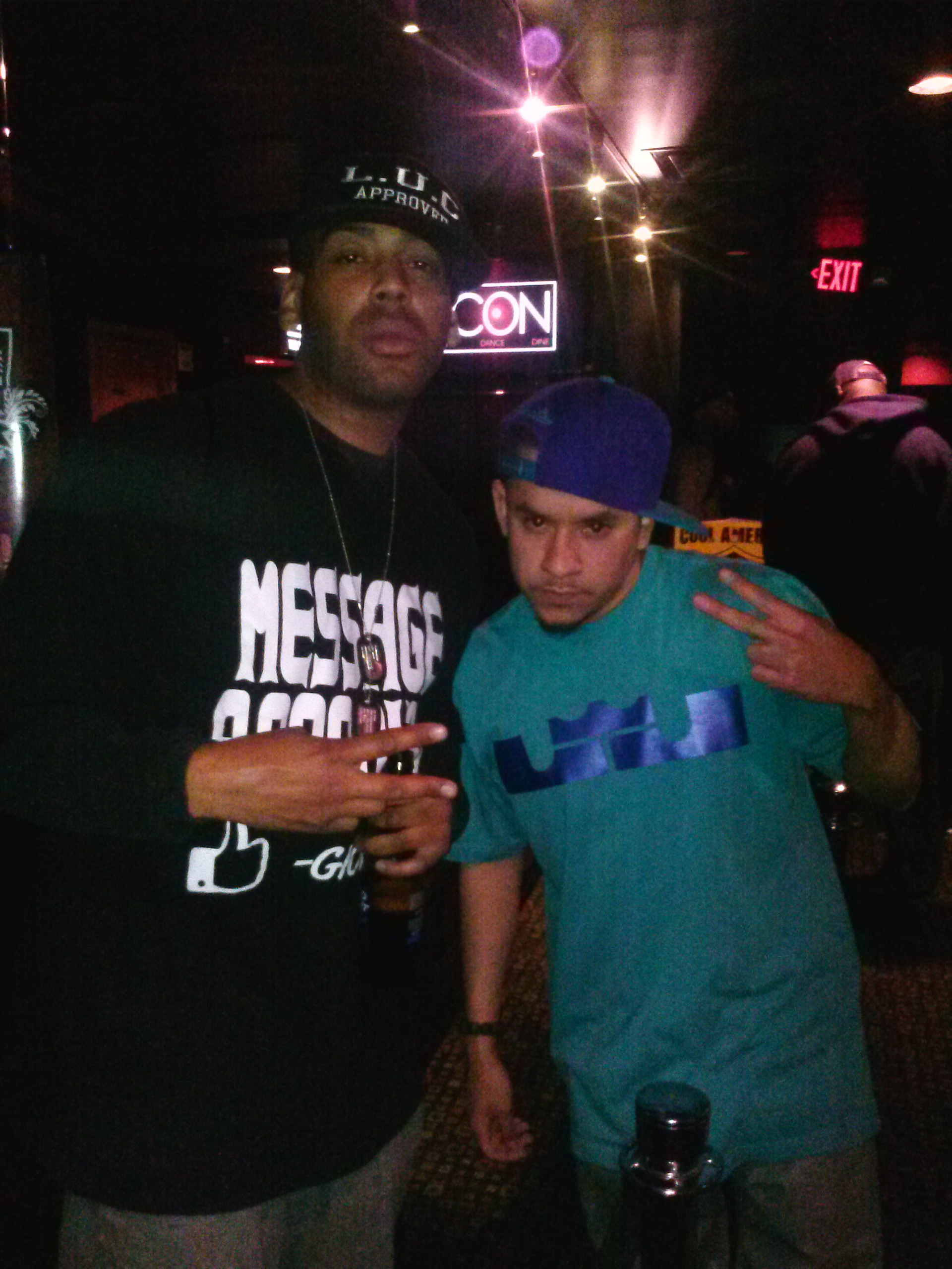 Giovanni and Definition DJ Scrappy