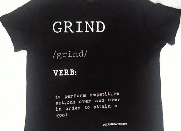 Definition of GRIND