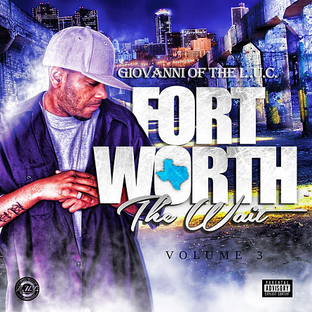 FORT WORTH THE WAIT VOLUME 3 front cover