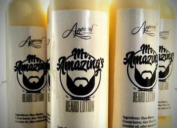 Mr Amazing's Amazing Beard Lotion