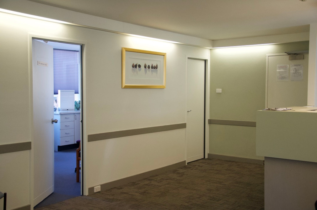 Refresh of Specialist Rooms at St Leonards, NSW