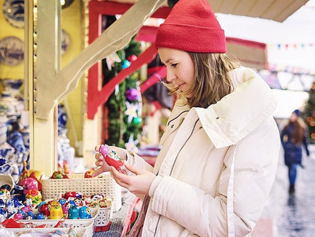 Safety tips while Holiday Shopping