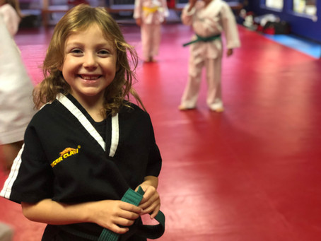Top 5 Reasons Martial Arts is the Best Sport for your Kids