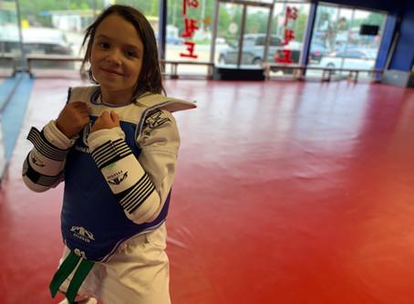 Martial Arts Teaches Self Control